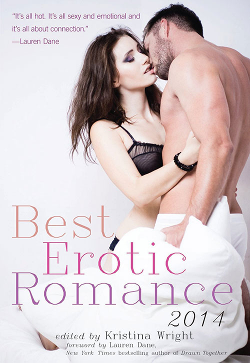 Best Erotic Romance 2014 by Kristina Wright Cara Sutra Pleasure Panel book review