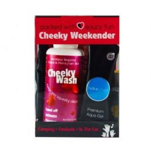 cheeky weekender 1