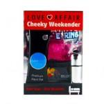 cheeky weekender 2