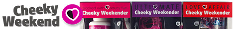 cheeky weekenders sex packs kits Reviews UK