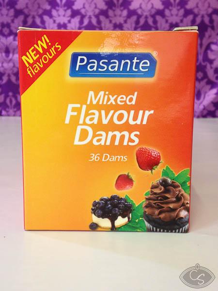 Pasante Flavoured Dental Dams Review