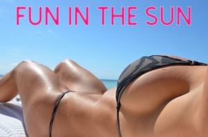 Summer sex feel the heat and do it any way - fun in the sun