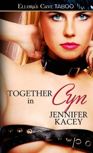Jennifer Kacey erotic author spotlight series writer feature