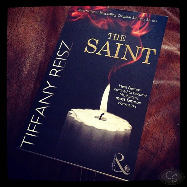 the saint by tiffany reisz book review