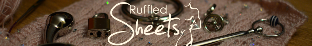 header ruffled sheets banner