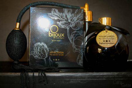 Bijoux Indiscrets Aphrodisia Body Mist Review