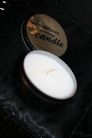 Bijoux Indiscrets Sensations Massage Candle Review