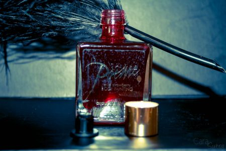 Bijoux Indiscrets Poeme Wild Strawberry Body Paint Review