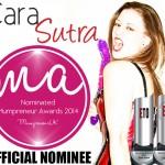 Cara Sutra nominated for mumpreneur entrepreneur award 2014