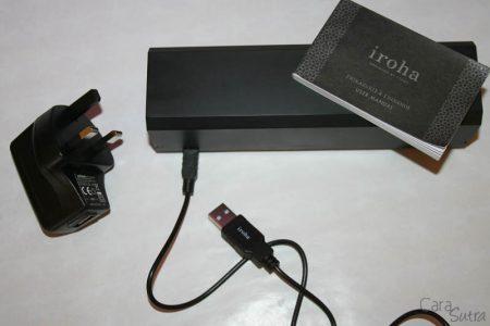 TENGA Iroha Mikazuki Soft Touch Vibrator Review