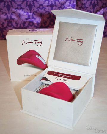 Nomi Tang Better than Chocolate 2 Vibrator Review