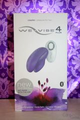 We-Vibe 4 Plus App-Controlled Couple's Vibrator Review