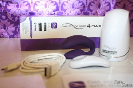 how to use we vibe 4