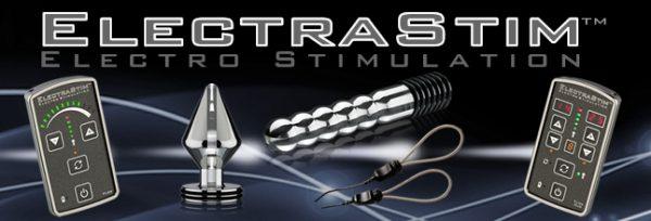 Introduction to E-Stim & the Electrastim Electro Sex Toys Range