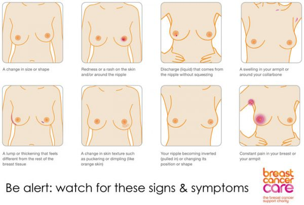 Boob Watch for Breast Cancer Awareness Month
