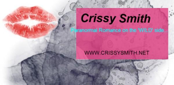Crissy Smith Author Page Photo