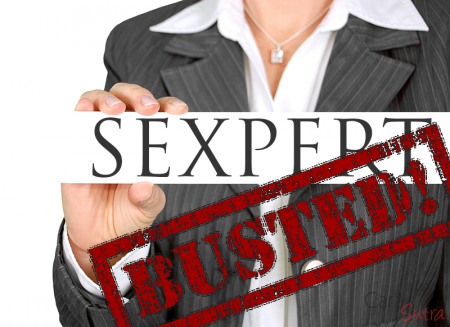What is a sexpert lose the label and get real