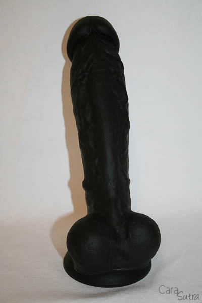 black dildo