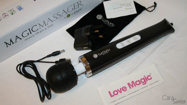 Lumunu Magic Wand Vibrator - CS-10