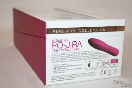 Rocks Off RO-JIRA Rechargeable Vibrator Review