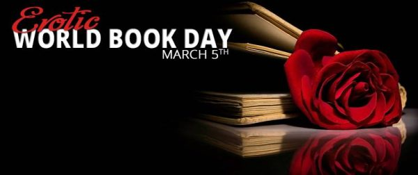 Erotic World Book Day 2015