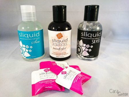 Sliquid O Gel Review Sliquid Organics Stimulating O Gel Review
