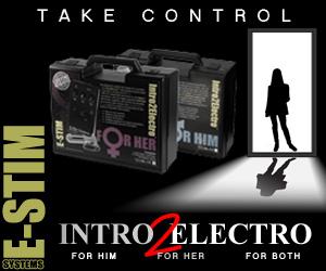 E-stim systems electrosex toys