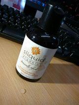 Sliquid Organics Natural Sensation Lubricant Review