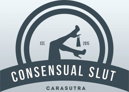 Consensual Slut Project Proud To Be A Slut