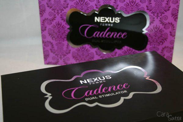 Nexus Cadence Rabbit Vibrator - Cara Sutra review 800-6