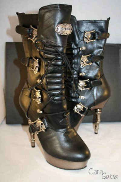 demonia muerto boots review Cara Sutra 800-22