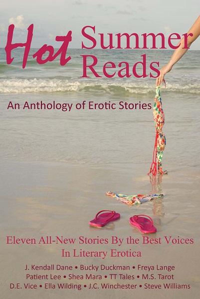 freya lange hot summer reads anthology erotic book