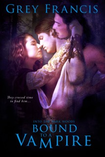 Bound To A Vampire by Grey Francis, Erotic Book Review