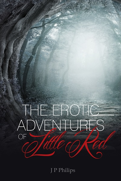 JP Philips The erotic adventures of little red Erotic Book Author Feature