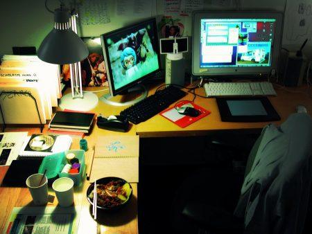 bloggers-desk