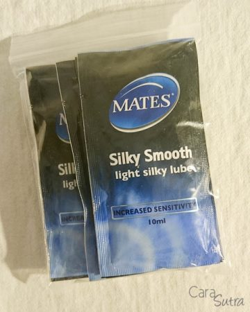 Mates Silky Smooth Light Silky Lube Review