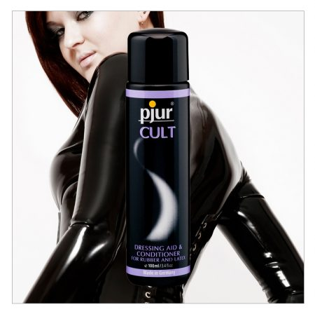 pjur cult latex dressing aid and conditioner guest review