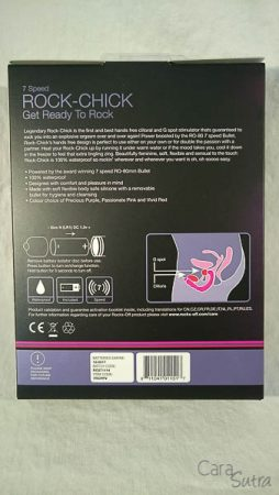 Rocks Off Rock Chick 7 Speed Vibrator Review