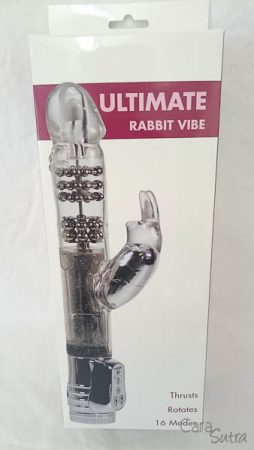 Minx Ultimate Rabbit Vibrator Review Pleasure Panel