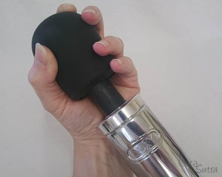 Doxy Die Cast Wand Vibrator Review