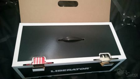 Liberator Black Label Sex Wedge Review | Liberator Sex Cushion Reviews
