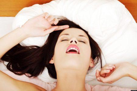 orgasm masturbation woman