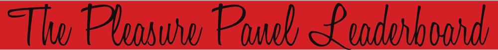 Pleasure Panel Leaderboard at Cara Sutra