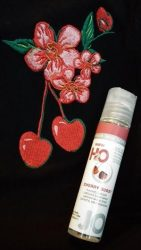 System JO H2O Cherry Lube Review