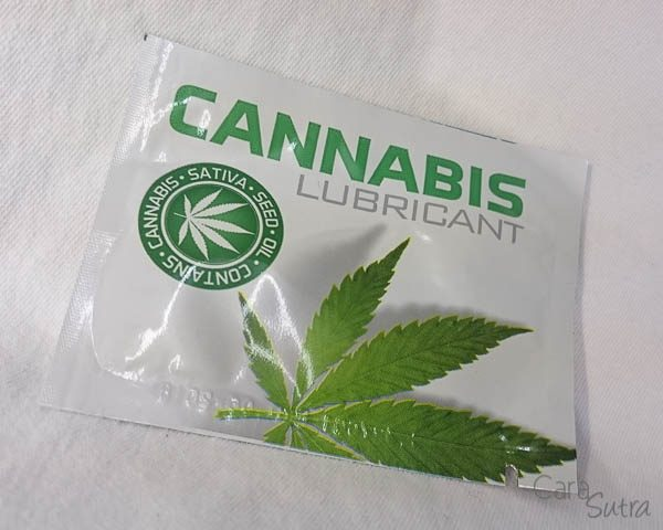 Cobeco Pharma Cannabis Lube Review