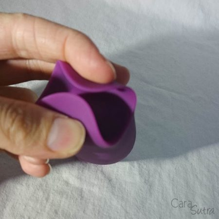 Jimmyjane FORM 5 Vibrator Review by Cara Sutra