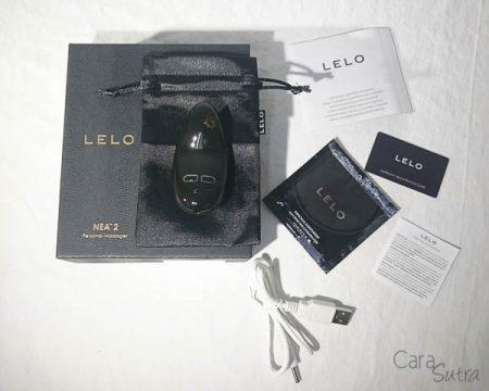 LELO NEA 2 Vibrator review by Cara Sutra