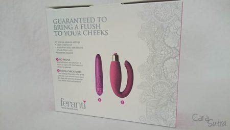 Rocks Off Feranti Pretty in Pink Vibrator Set Review