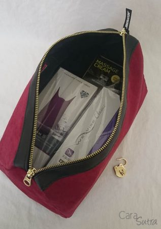 Liberator Tallulah Case Review: The Lockable Sex Toy Storage Bag