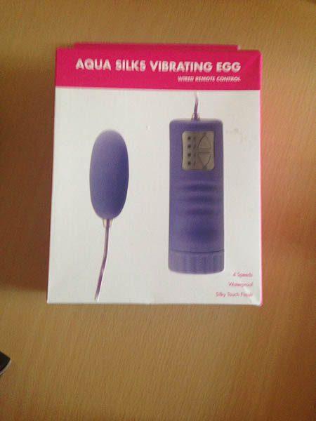 Minx Aqua Silks Vibrating Egg Review Voluptasse Pleasure Panel Cara Sutra